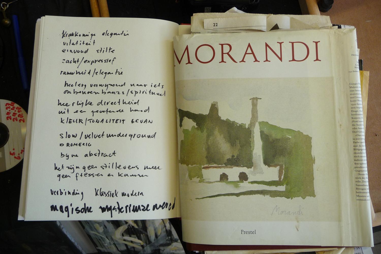 De verborgen schoonheid van Morandi - de Moanne